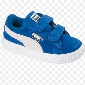 Baby Nipsey blue pumas